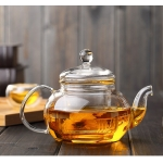 Thick Glass teapot