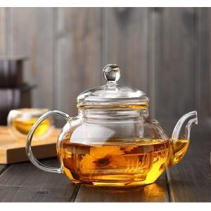 Thick Glass teapot