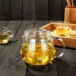 600ml Glass teapot