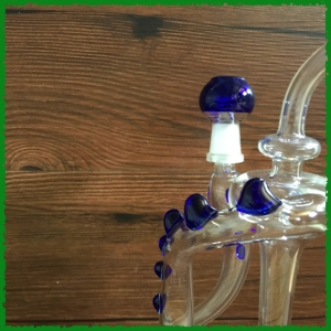 Alien Glass smoking pipes