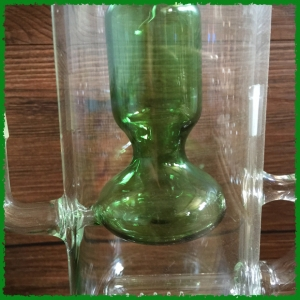 Glass Water smoking pipe